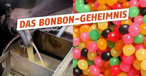 Wie werden Süßigkeiten aus Gelatine hergestellt?