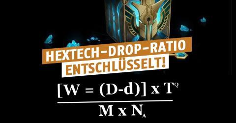 Riot veröffentlicht endlich die Hextech-Drop-Ratio!