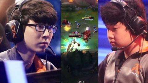 League of Legends: Ein wildes 1on1 zwischen Huni und Reignover