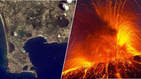 Phlegräische Felder: Ein versteckter Supervulkan beunruhigt italienische Wissenschaftler