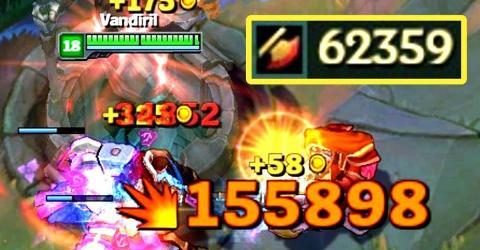 League of Legends: Mit den neuen Runen kann Jayce 60.000 AD erreichen und kritische Treffer verteilen