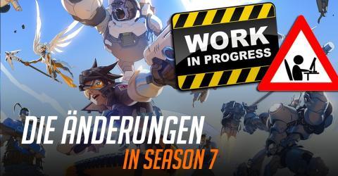 Overwatch: Jeff Kaplan stellt die 3 Baustellen vor, die es in der 7. Saison geben wird