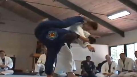 Jiu-Jitsu: Seht hier die schönsten Techniken dieser Kampfsportart