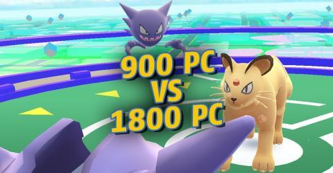 Pokémon Go: Er schlägt ein 1800-GP-Pokémon mit einem 900-GP-Pokémon