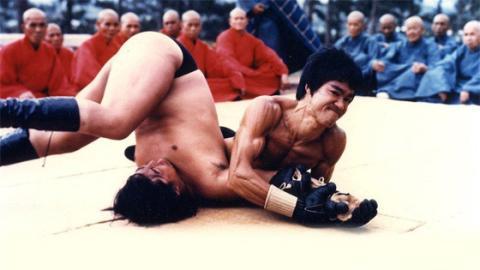 Kultszene zeigt, dass Bruce Lee der wahre Begründer der MMA ist