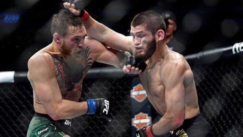 Conor McGregor analysiert erstmals seine Niederlage gegen Khabib Nurmagomedov