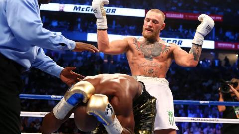 Floyd Mayweather macht McGregor Angebot: Er antwortet eiskalt!