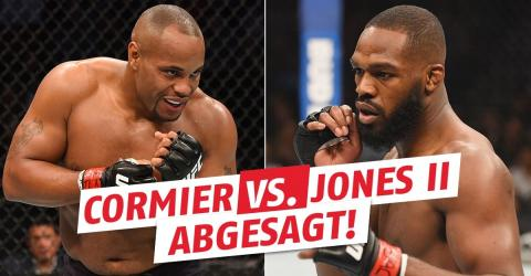 UFC 200: Jon Jones wegen positiver Dopingkontrolle disqualifiziert