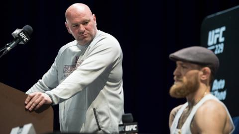 Nach UFC-Rücktritt von Conor McGregor: Dana White reagiert sofort