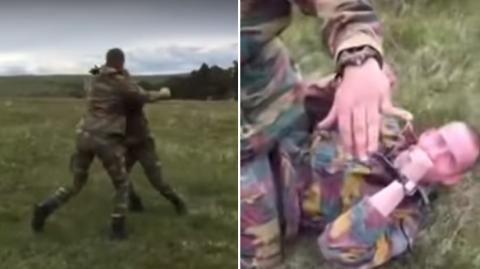 Dieser Soldat aus Belgien ist ein absoluter Bad-Ass!