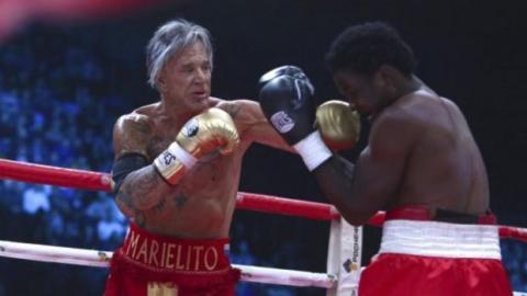 Mickey Rourke fordert mit 62 Jahren einen 29-jährigen Boxer heraus: Einer wird den Kampf bereuen!