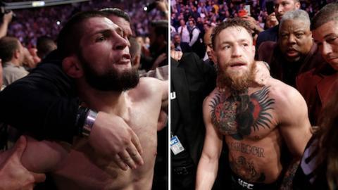 Der Krieg zwischen den großen MMA-Kämpfern artet aus: Jetzt drohen Konsequenzen!