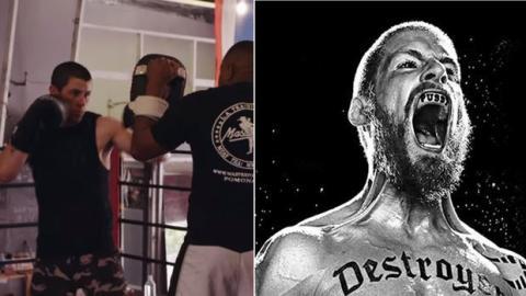 Kingdom: Intensives MMA-Training der Schauspieler der Serie