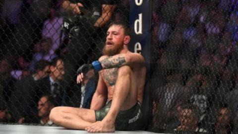 Conor McGregor: Seine ersten Worte nach der heftigen Niederlage gegen Khabib Nurmagomedov!
