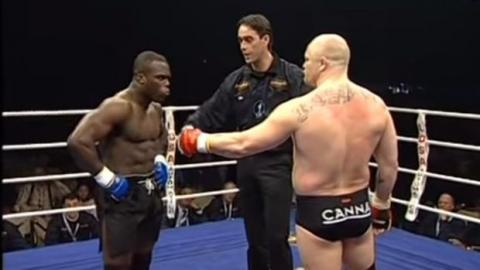 MMA: Melvin Manhoef will Bob Schrijber nicht begrüßen und muss dafür büßen!