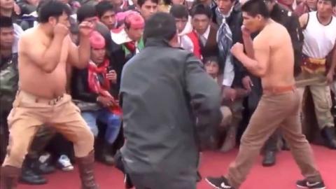 Boxen: Beeindruckende Nahkämpfe in Mexiko