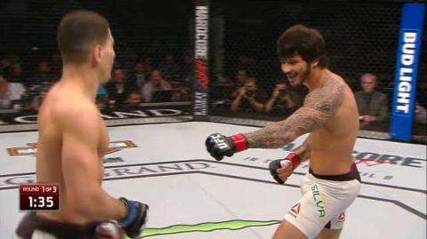 Die unfairste MMA-Aktion aller Zeiten: Warum sich alle über Erick Silva aufregen!