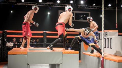Neue Sportart: Gefährliche Mischung aus Parkour und MMA