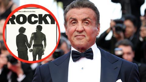 Sylvester Stallone: Dieses Erinnerungsstück an Rocky hat er noch immer