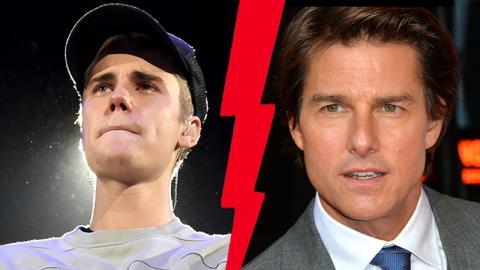 """Justin Bieber plant MMA-Debüt: """"Ich fordere Tom Cruise heraus, im Käfig gegen mich zu kämpfen"""""""