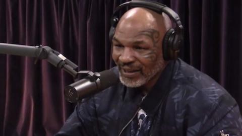 """""""War in der Psychiatrie"""": Mike Tyson erklärt, warum er nicht mehr trainiert"""