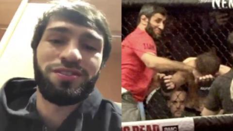 Der Teamkollege von Khabib Nurmagomedov spricht Klartext über seinen Angriff auf Conor McGregor