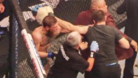 """UFC: Conor McGregor spricht über seinen """"Todesstoß"""" gegen Khabibs Bruder!"""