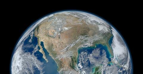 """Die Erde """"eiert"""" um die eigene Achse: Laut NASA tragen wir Menschen eine Mitschuld!"""