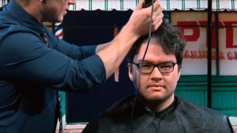 League of Legends: Verlorene Wette! Dyrus wird live der Kopf rasiert