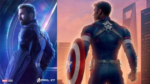 Avengers Endgame: So bekommt ihr einen Po wie Captain America