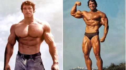 Arnold Schwazenegger: Eine Hommage an seine Zeit als Bodybuilder