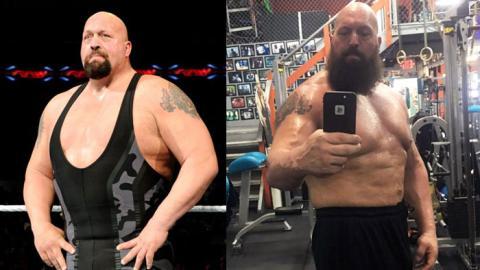 Big Show hat für seinen Kampf gegen O'Neal bei Wrestlemania 33 viel abgenommen