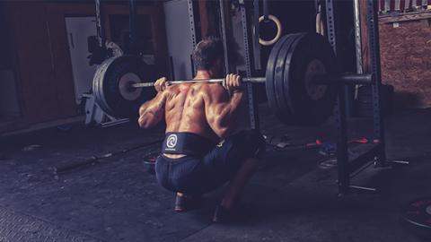 CrossFit: Hier kommt der Hitman, einer der brutalsten Workouts für die Beinmuskulatur
