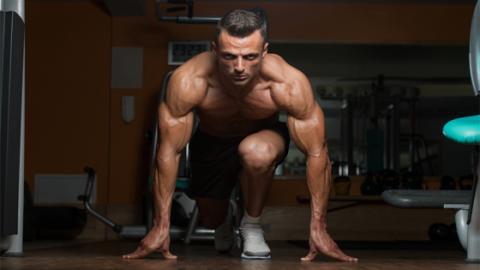 Ein-Bein-Burpees: Unser Workout für die wirklich Harten unter euch