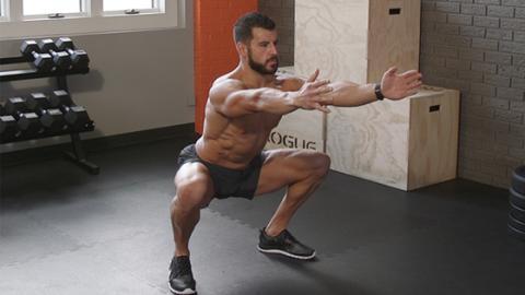 Isometrische Squats: Die perfekte Übung für einen knackigen Po