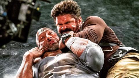 """Bei Filmdreh: Dwayne Johnson (""""The Rock"""") von einem UFC-Veteranen gewürgt"""