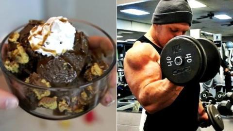 Das perfekte Eisrezept für die Trainingsphase