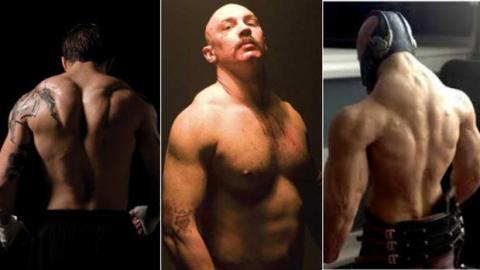 Diesem Training verdankt der Schauspieler Tom Hardy seine extremen ...