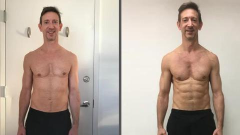 Dieser Mann schafft es: Er baut mit dieser Technik maximale Bauchmuskeln in Rekordzeit auf!
