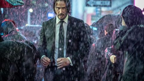 Dieses irre Training absolviert Keanu Reeves für John Wick 3