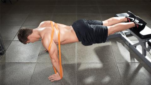 Liegestütz auf der Flachbank: Ein effektives Training der Brustmuskulatur