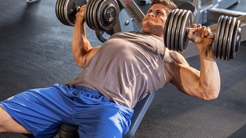 So findest du das Maximalgewicht heraus, dass du beim Training heben kannst!