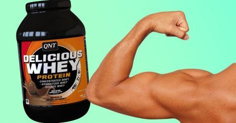 Wusstet ihr, dass zuviel Eiweiß dem Muskelaufbau schadet? So geht's richtig...