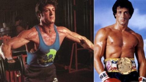Sylvester Stallone: Seine Trainingsmethode, um durchtrainiert wie Rocky zu sein
