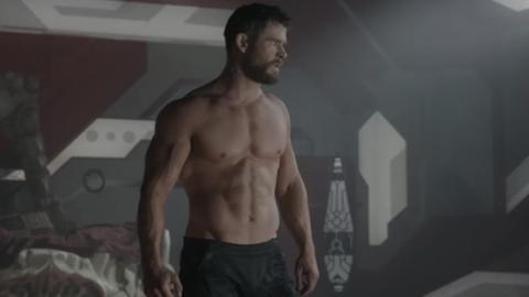 Fitness-Coach verrät: So wurde aus Chris Hemsworth der Superheld Thor