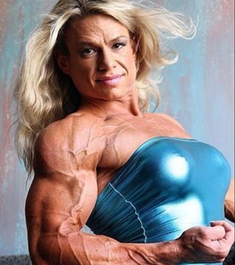 Bodybuilderinen