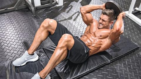 Mit diesen vier Übungen kannst du gezielt deine Unterbauchmuskeln trainieren