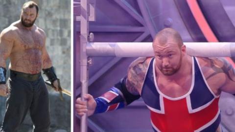 Kann Hafthor Björnsson sich gegen einen der stärksten Männer der Welt behaupten?