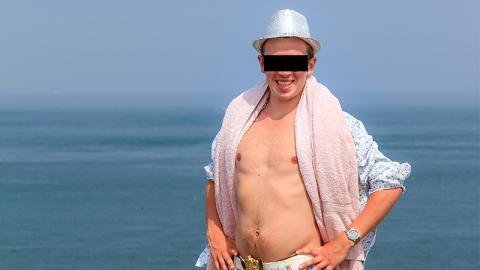Hartz-IV-Empfänger am Strand erwischt: Seine Masche ist richtig dreist!