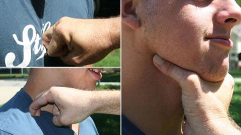 Krav Maga: Entdecken Sie zwei effektive Nervendruckpunkte!